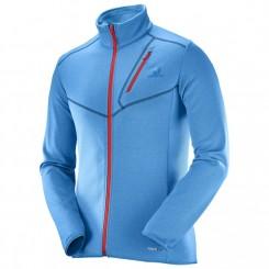 Salomon Discovery midlayer skitrøje/jakke i Herre