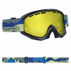 SALOMON JUKE BKACK pop/Univ.Mid Yello junior