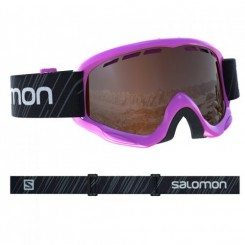 SALOMON JUKE ACCESS Pink/Univ. t. orange junior
